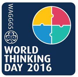 Giornata Mondiale del Pensiero (World Thinking Day ) 2016